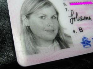 Mitt körkort